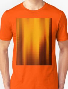 abstract square pattern Unisex T-Shirt