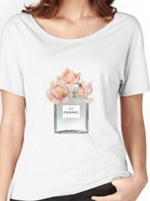 CHANEL Nº 5 Women's Relaxed Fit T-Shirt