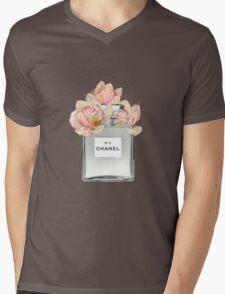 CHANEL Nº 5 Mens V-Neck T-Shirt