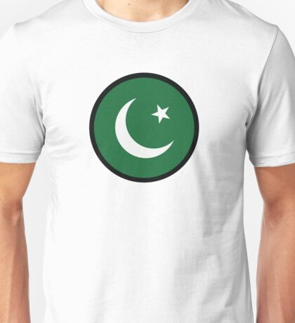 In sign of Pakistan Unisex T-Shirt