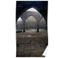 Heptonstall Old Church Poster