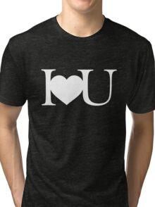 I love you V.1.2 Tri-blend T-Shirt