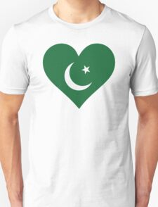 A heart for Pakistan T-Shirt