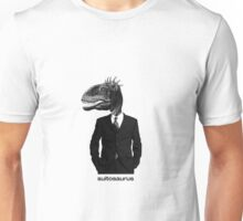 The Saurus Society - No Extinction Theory - Suitosaurus Unisex T-Shirt