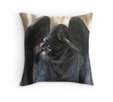 Grant's Angel of Death ~ San Diego, California Throw Pillow