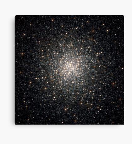 Globular cluster NGC 2808 Canvas Print