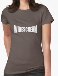 Widescream Womens Fitted T-Shirt