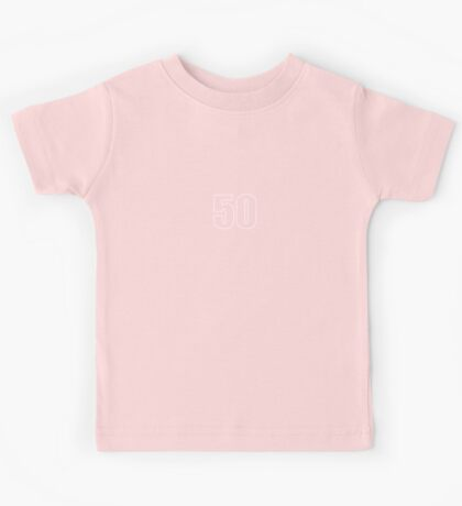 50 and counting Kids Tee