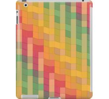 zigzag squares in Sketch3 iPad Case/Skin
