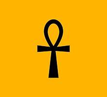 Ankh Symbol by gruml