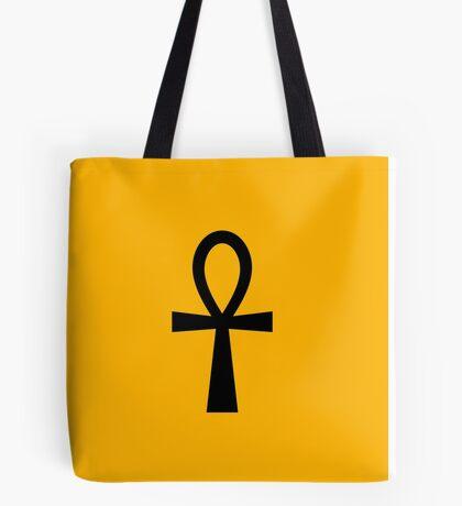 Ankh Symbol Tote Bag