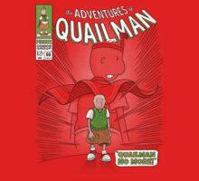Quailman No More! by Adho1982
