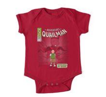 Quailman No More! Kids Clothes
