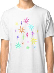 lebowski neon stars  Classic T-Shirt