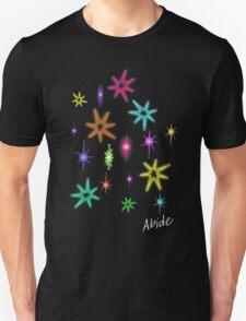 lebowski neon stars  Unisex T-Shirt
