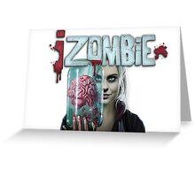 IZombie Greeting Card