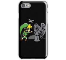 Don't, Link!  iPhone Case/Skin
