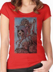 Kittie Women's Fitted Scoop T-Shirt