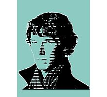Sherlock Shadow Photographic Print