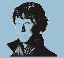 Sherlock Shadow Kids Tee