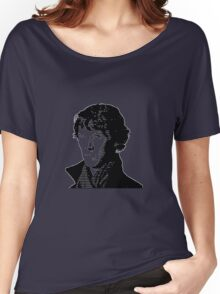 Sherlock Shadow Women's Relaxed Fit T-Shirt