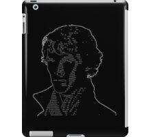 Sherlock Shadow iPad Case/Skin