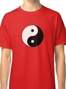 Yin Yang Symbol Classic T-Shirt