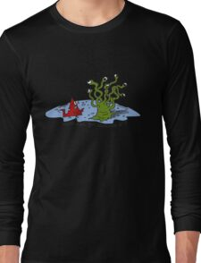 What are you looking at? Long Sleeve T-Shirt