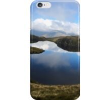 Angle Tarn, above Patterdale UK iPhone Case/Skin