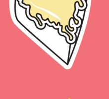 Cheesy Hearts - Camembert Sticker