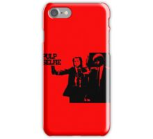 PULP SELFIE iPhone Case/Skin