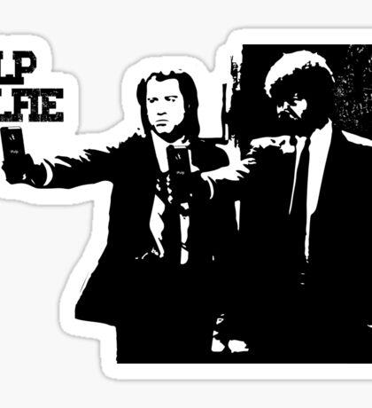 PULP SELFIE Sticker