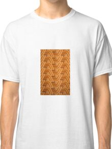 Retro Orange One Classic T-Shirt