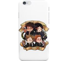 HP - Marauders iPhone Case/Skin