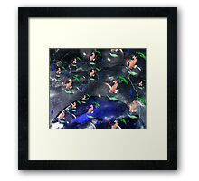 The Fifth Day Framed Print