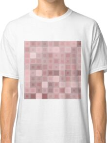 Pastel Pinks Classic T-Shirt