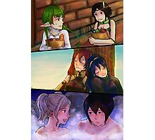 FE13 - 2nd gen girls Photographic Print