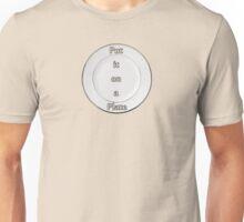 Put it on a Plate Unisex T-Shirt