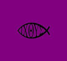 Ichthys Symbol 4 by gruml