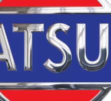 Datsun Vintage Cars Japan Sticker