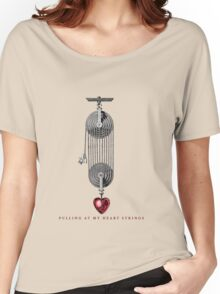Heavy Valentine Women's Relaxed Fit T-Shirt