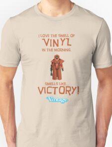Vintage STAR WARS Vinyl Caped Jawa Kenner Style Action Figures Unisex T-Shirt