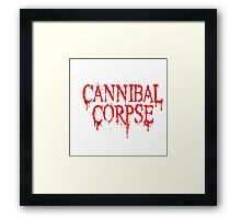 Cannibal Corpse Framed Print