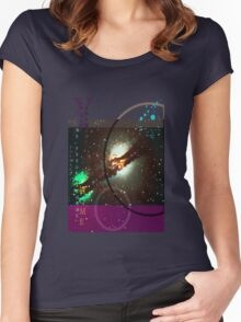 Heavens 1 Women's Fitted Scoop T-Shirt