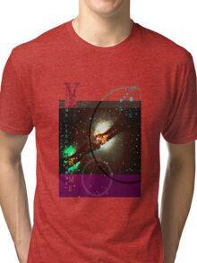 Heavens 1 Tri-blend T-Shirt