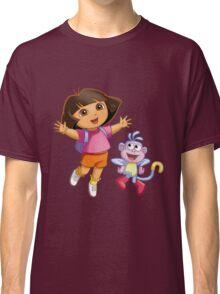 Dora The Explorer Classic T-Shirt