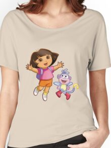Dora The Explorer Women's Relaxed Fit T-Shirt
