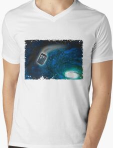 Another time, another place Mens V-Neck T-Shirt