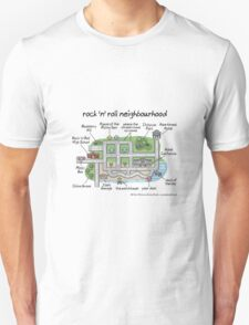 rock 'n' roll neighbourhood T-Shirt