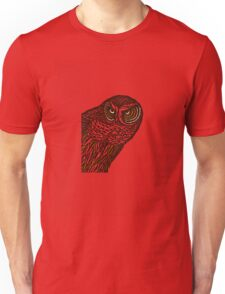 Brown Owl Unisex T-Shirt